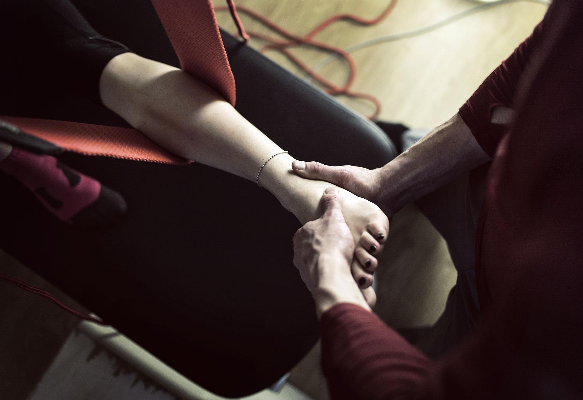 Helsinki Core Trainers –Manuaalinen terapia